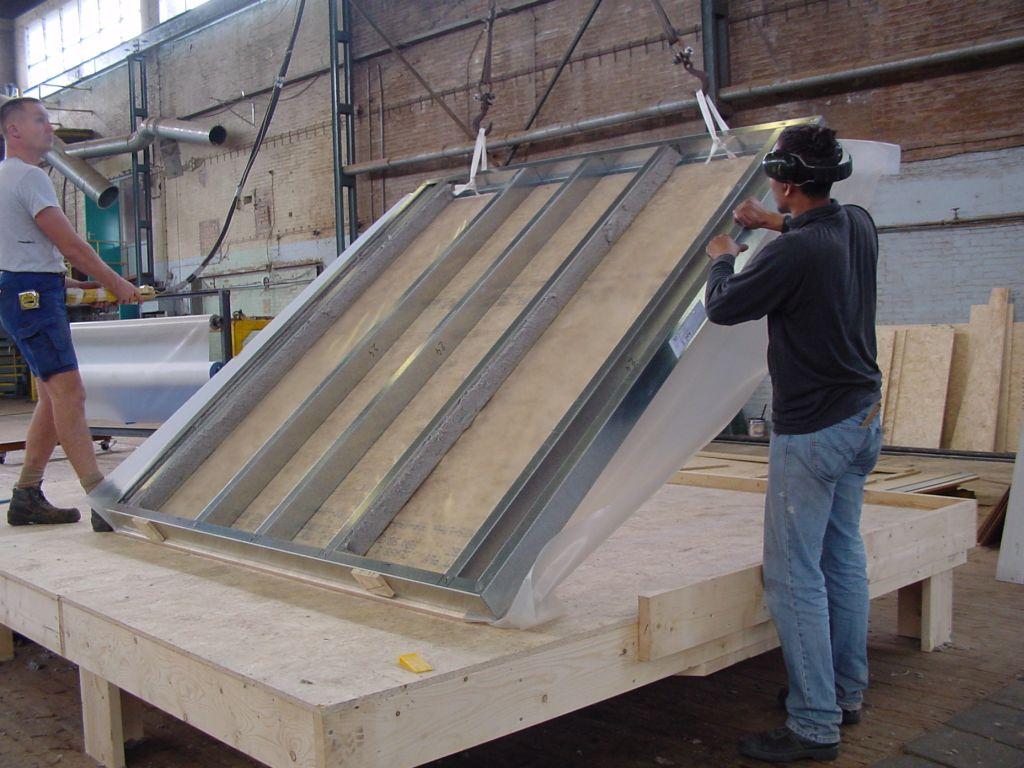 C1 staalframe bouw 03