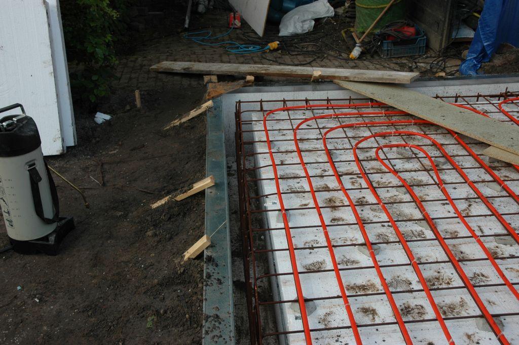 E3 atelier met vloerverwarming weesp 09