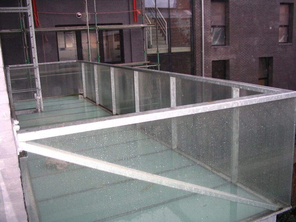Verbouwing monumentaal pand in Antwerpen.